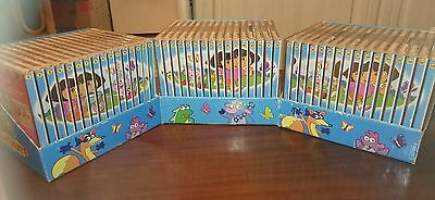 Dora the Explorer Click & Create CD-ROM COLLECTION All 3 series - 48 CD ROMS