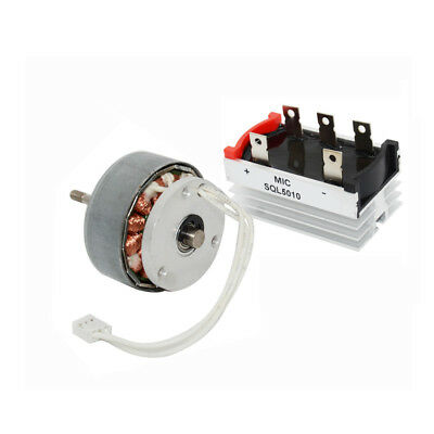 5W efficient high quality permanent magnet wind power generator three -phase 12v