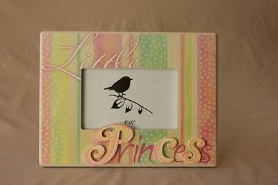 Little Princess Photo Frame Baby Gift Idea Newborn Toddler Girl