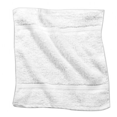 10 Face wash 100% Cotton COLOUR Towels Cloths Washers 30 x 30cm CLEARANCE