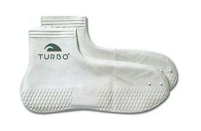 Complementos Calcetines TURBO Calcetin Latex Piscina Blanco