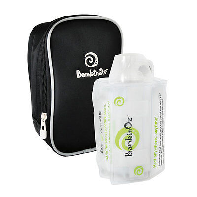 NEW Bambinoz Gel Pad Baby Bottle Warmer Pack No Electricity / Batteries Required