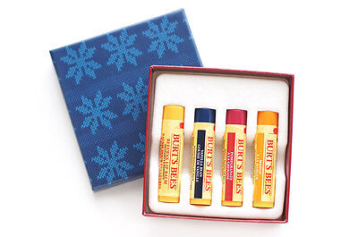 Burt's Bees Beeswax Bounty Assorted Mix LIP BALM in a Gift Set