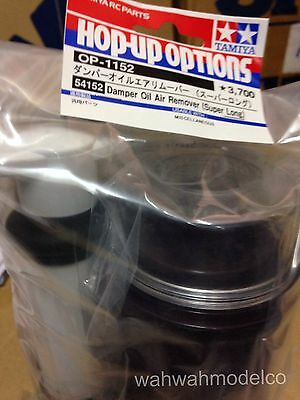 Tamiya 54152 RC Damper Oil Air Remover - Super Long