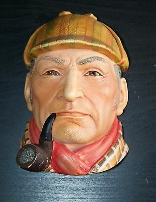 Sherlock Holmes Legends Products Made in England 1981 Chalkware Bossons