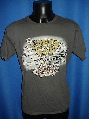 Green Day Dookie Band T Shirt size XL