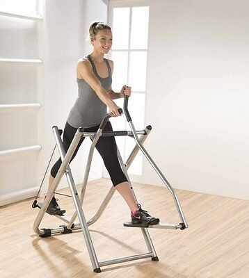 Air Walker Home Gym Gravity Exercise Toner Cross Trainer Workout Machine