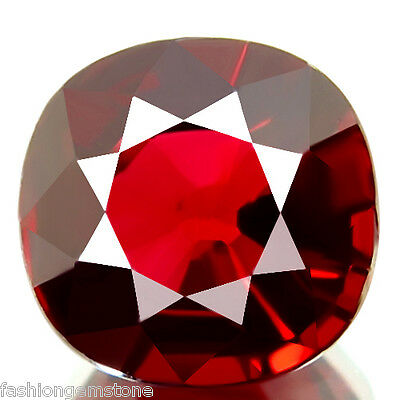 1.73ct WOW FLAWLESS 100% NATURAL UNHEATED BEST 5A+RED SPINEL PERFECT CUT GEM-IF!