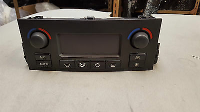 Peugeot 207 Heater Climate Control Display 96875826