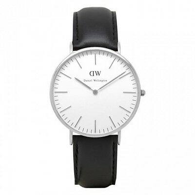 Daniel Wellington Classic Sheffield White Dial Men's Watch 0206DW