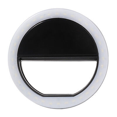 Universal Selfie Portable Flash LED Camera Fill-in Ring Light para iPhone DC693