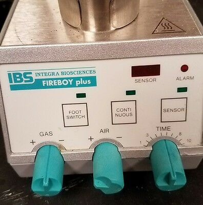 FIREBOY plus Bunsen burner Integra Biosciences