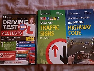 Driving theory test 2016