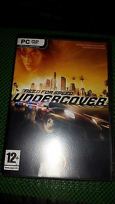 Need For Speed Undercover PC DVD ROM Game
