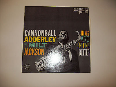 canoball adderley with milt jonhson things are getting better