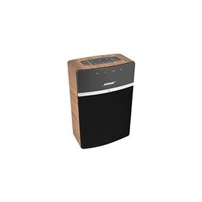 BALOLO Bose Sound Touch 10 Walnuss Echtholzcover 010-1308-0303 Accessori