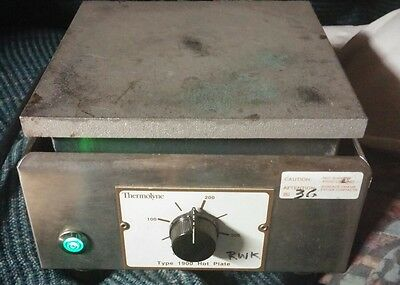 Thermolyne Type 1900 Hot plate