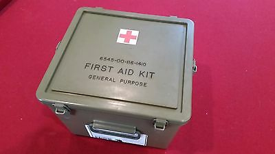 General Purpose First Aid Kit 6545-00-116-1410 Medical Surgical Kit Military
