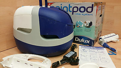 ⭐ Dulux Paint Pod Roller System DIY Decorating Set Kit Machine ⭐