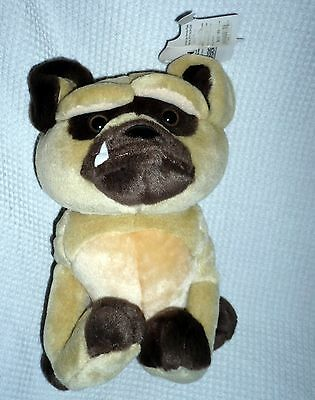 The Life And Times Of Juniper Lee Plush MONROE Bulldog Boxer Cartoon Network