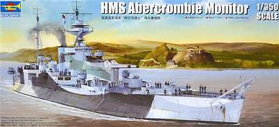 Trumpeter Models 1/350 HMS Abercrombie Monitor