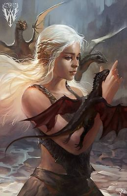 Game Of Thrones '011' - Khaleesi / Daenerys Targaryen /  Emilia Clarke