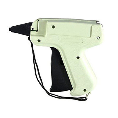 Clothes Garment Clothing Price Label Tagging Tag Brand Gun Beige Portable