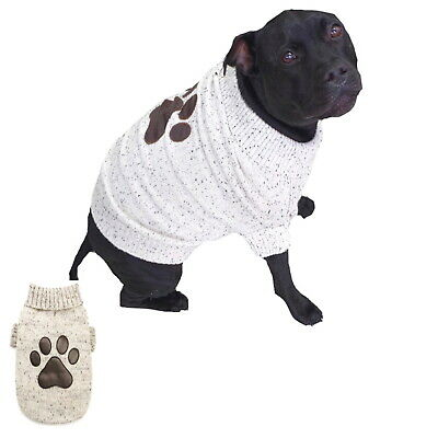 Large Dog Sweater Paw Patch 2XL 3XL - Jumper Pet Puppy Clothes Clothing Staffy
