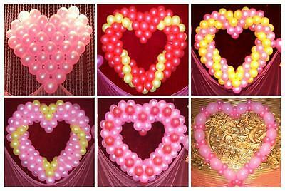 Pearlised High Quality LATEX BALLOONS (Decoration/Birthday/Party/Wedding)
