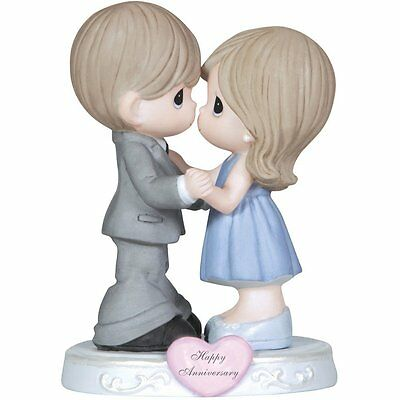 Precious Moments Through The Years General Anniversary Figurine FREE SHIPPING