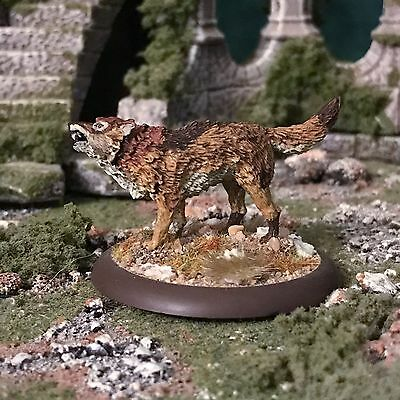 Reaper  Timber Wolf Painted