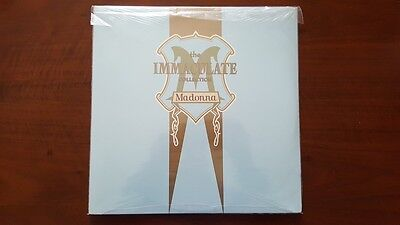 Madonna ‎– The Immaculate Collection 2 LP US 9 26440-1 Reissue 2007 SEALED