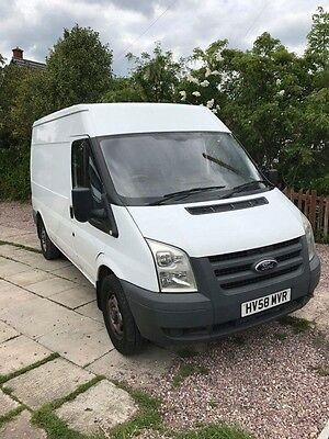 Ford Transit Mwb High Top