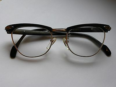 Original 50/60er True Vintage Marwitz Optima maturetic Brille für Damen Cateye