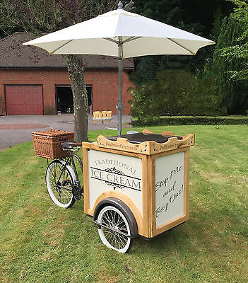 Ice Cream Tricycle Bike Stop Me and Buy One