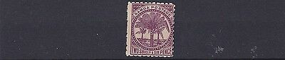 Samoa  1886 - 1900  S G 64  2/6 Purple  Mh  Cat £55