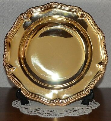 Soup plate by Benjamin and James Smith for Rundell & Bridge - London 1810