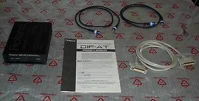 ROLAND DIF-AT Interface Box with R-BUS cable