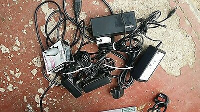 ,Job Lot 41  pcs - mixed Mobile Phone Mains and laptop Chargers
