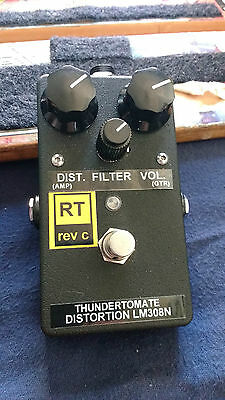 Thundertomate Rat LM308 distortion - superb Rat clone