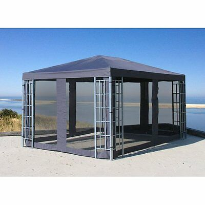 BBQ Gazebo Garden Outdoor Party Cooking Barbecue Barbeque Patio No Pillars