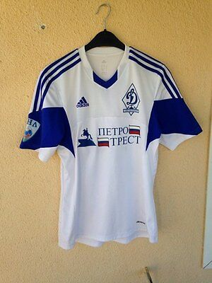 Dynamo St Petersburg Match Worn Jersey Shirt