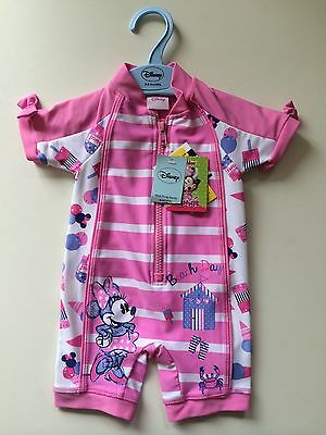 *Baby Girls Clothes/ Pretty Baby Girls Disney Swimsuit 3/6 Months*