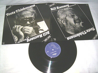 LP - Bill Ramsey & Toots Thielemans When I See You - 1980 MINT FOC # cleaned