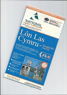 National Cycle Network WALES 1997 (Walleted)