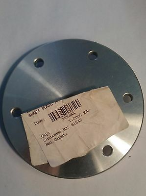 Nilfisk - Advance - Clarke - 98566A - SHAFT PLATE RH
