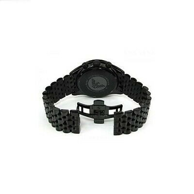 Replacement Emporio Armani AR5989 Watch Strap Complete with clasp + pins