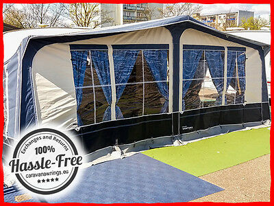 36 Ventura Pacific 300 Caravan Awning 975-1000 Size 14 Excellent Condition