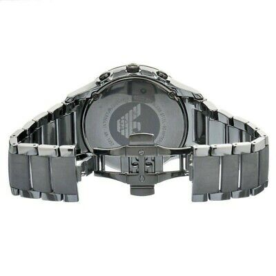 Ceramica Replacement Strap for Emporio Armani AR1452 complete with clasp + pins!