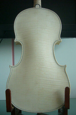 * New Pure Color Musical Instruments Size 4/4 Ebony Fingerboard  Spruce Violin